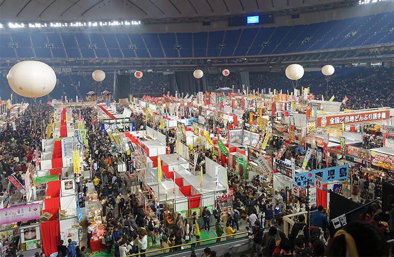 【愛知コムギ体験隊】が地元・愛知を飛び出し東京へ!「ふるさと祭り東京2020」出展のレポートをお届けします。