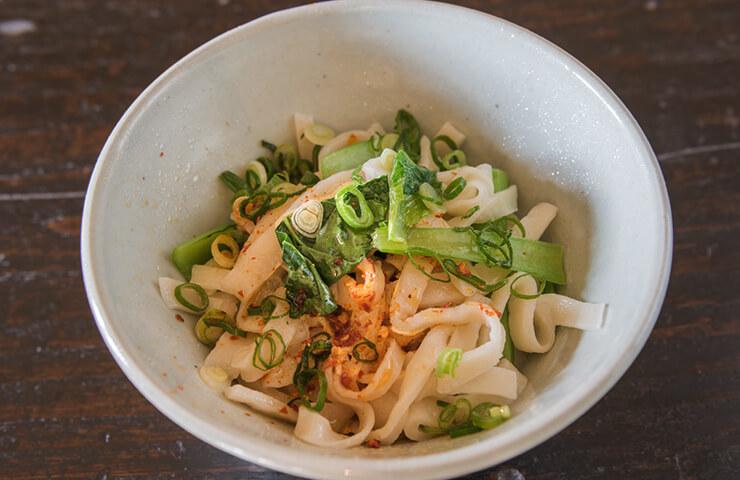 バットウ麺